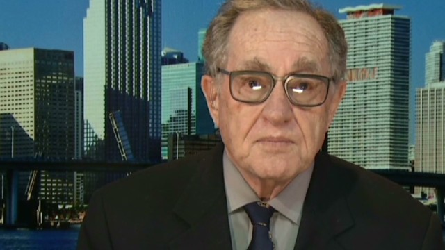 Dershowitz: Dunn could go free on appeal