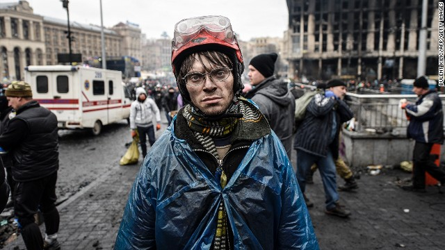 Ukraine: A crisis with a human face