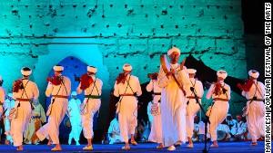 Marrakesh Popular Festival of the Arts