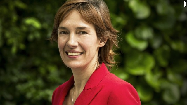 Anne Bouverot, director general, GSMA