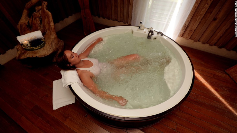 France's style of light-touch sophistication and luxury -- whether at spas or in fancy cafés -- has been copied worldwide.