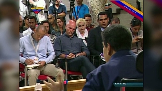 Why Maduro wants media out of Venezuela