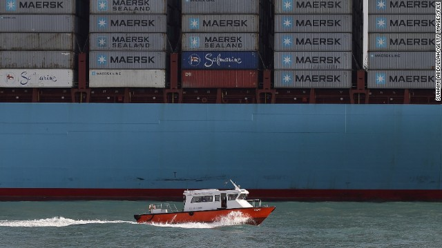 MAERSK earnings