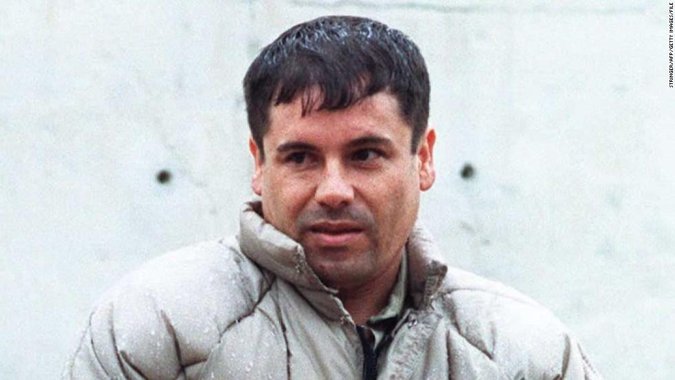 """Esta era una de las últimas fotos públicas de Joaquín """"El Chapo Guzmán"""", el narcotraficante más buscado del mundo, antes de ser recapturado."""
