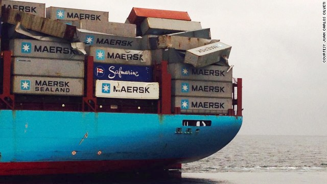 Maersk's New Shipping Alliance