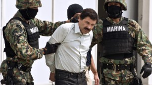 'El Chapo' breaks out of prison through tunnel