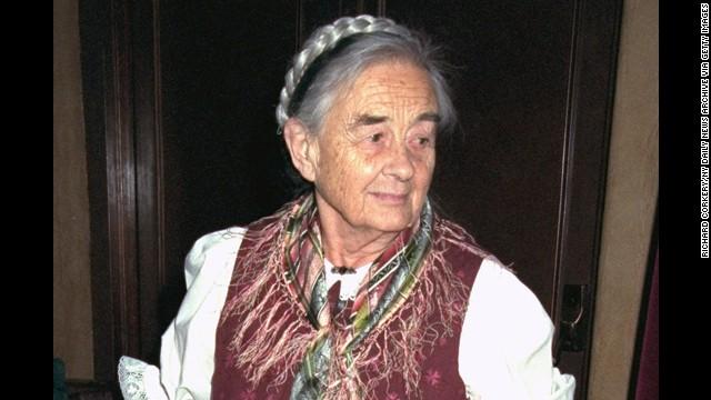 A 'Sound of Music' legend dies