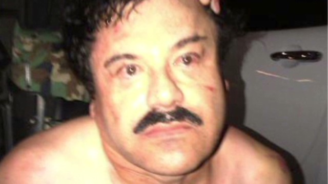 2014: U.S. seeks to extradite Mexican drug lord