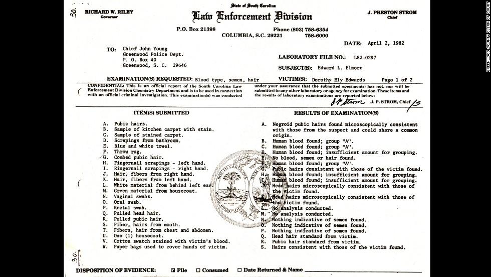 How Edward Lee Elmore Escaped South Carolina S Death Row