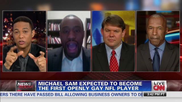 "Michael Sam and ""Locker Room Culture"""