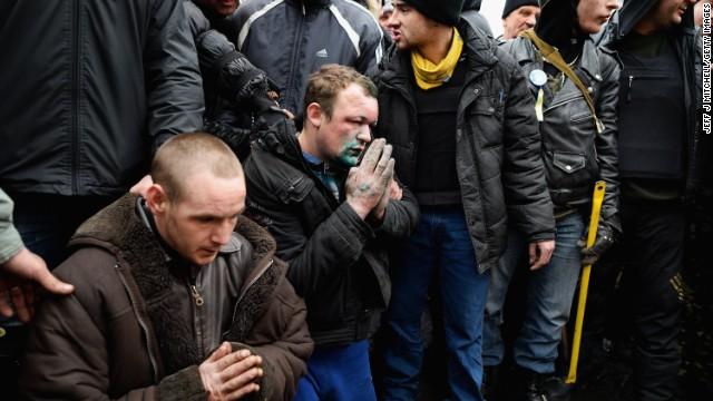 Future for Ukraine uncertain