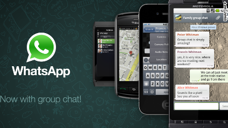 WhatsApp now has more than 330 million daily users and is popular in countries like India, South Korea and Germany.