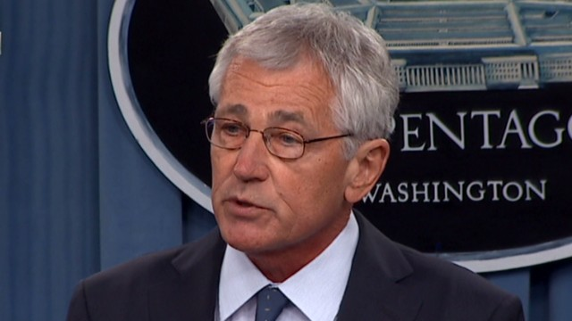 Hagel: Cuts reflect 'repositioning'