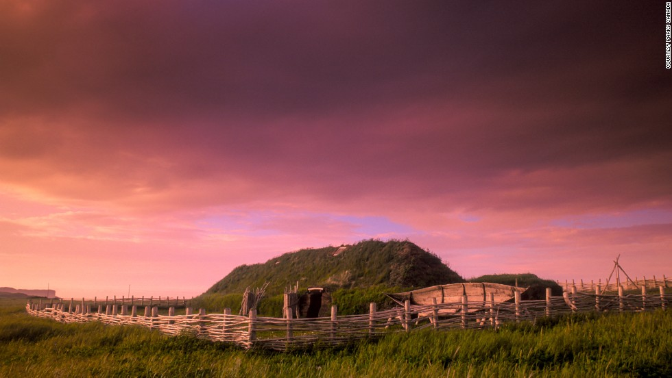 The World Heritage List now includes over 1,000 sites all over the world. The first version of the list in 1978 included just 12, including L'Anse aux Meadows National Historic Park in Canada. The park has an 11th-century Viking settlement, the earliest evidence of the first European presence in the New World.