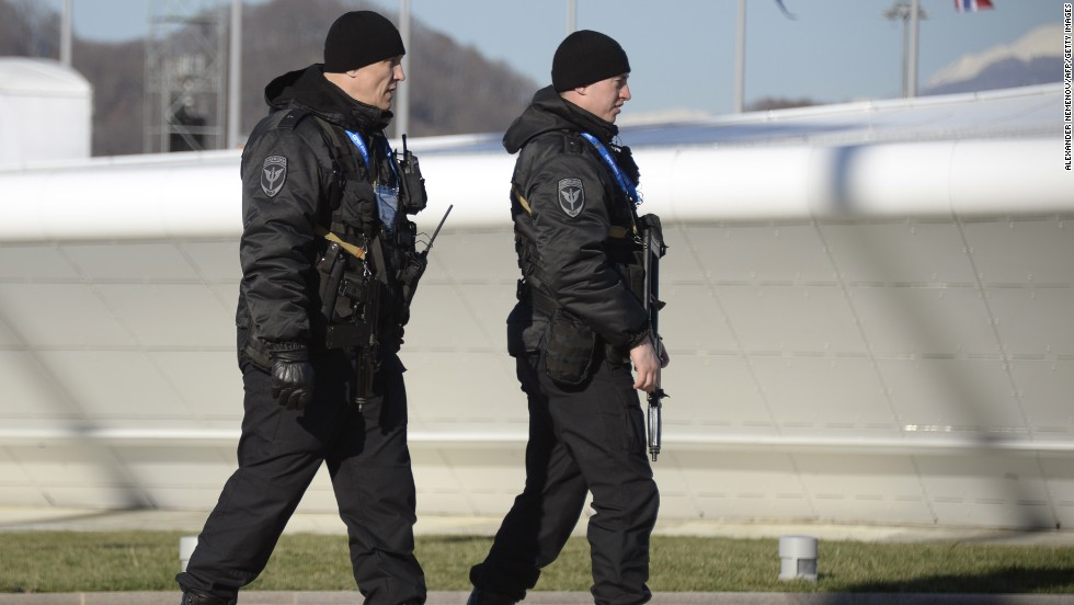 Two suicide bombings in the city of Volgograd had increased fears that Sochi could be a target for terrorist attacks. However an increased police presence, including 400 Cossacks, ensured the safety of the Games.