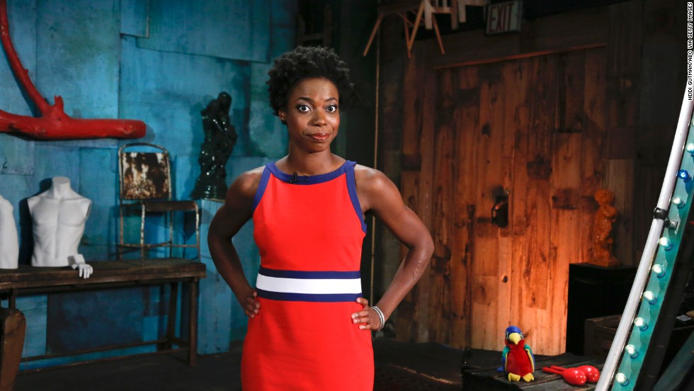 "Comedian Sasheer Zamata made headlines when she became the <a href=""http://www.cnn.com/2014/01/06/showbiz/nbc-snl-sasheer-zamata/"">first black woman in six years </a>to join ""Saturday Night Live."" The 27-year-old University of Virginia grad has performed with the Upright Citizen's Brigade and as a stand-up comedian."