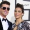 robin thicke paula patton RESTRICTED