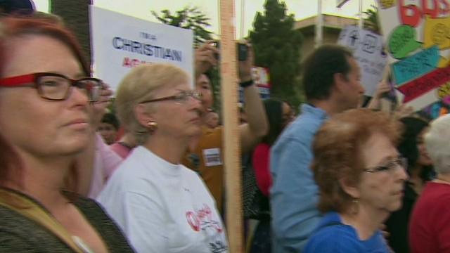 Inside Arizona's SB-1062 protest