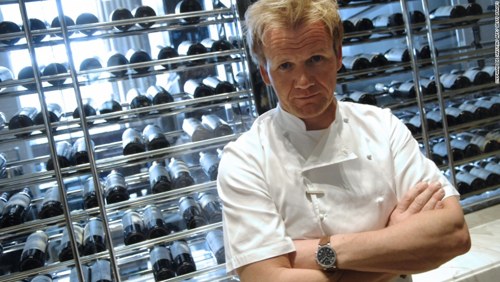 "After raining praise on the food at London's Gordon Ramsay restaurant, one TripAdvisor alarmist closed his one-star review with a diatribe about babies, demanding ""that seats in this august room are only given to guests who can speak. Gordon... Its either the babies or me."" [sic]"