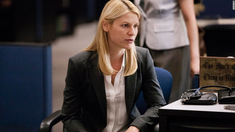 "Showtime's espionage thriller ""Homeland"" thrives on twists and turns -- some of which threaten the fate of the world -- with a splash of romantic tension and family drama thrown into the mix. If you love high stakes or secretly wish you were a government spy, this is your show."