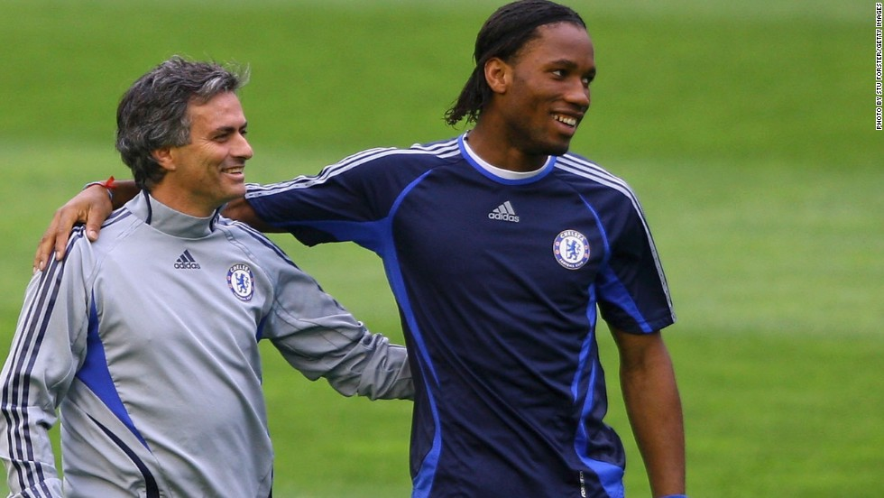 Another striker linked with a move to Chelsea is former Blues player Didier Drogba -- currently at the club's Champions League rivals Galatasaray -- who has claimed he would consider a return to Stamford Bridge.