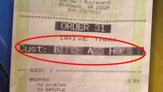 dnt burger king offensive receipt employee fired_00002023.jpg
