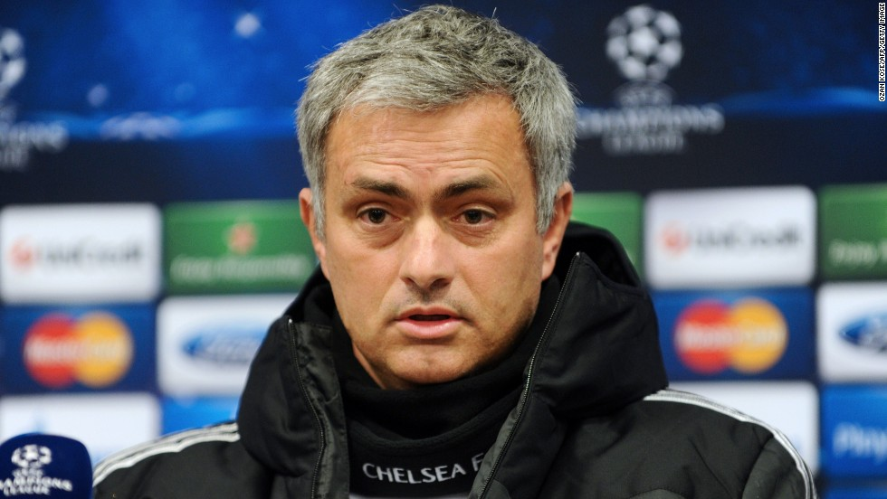"Chelsea boss Jose Mourinho was left furious after Canal Plus leaked a  private comments about his strikers. ""You should be embarrassed as media professionals,"" he told a news conference Tuesday. ""From an ethical point of view, it's a real disgrace."""