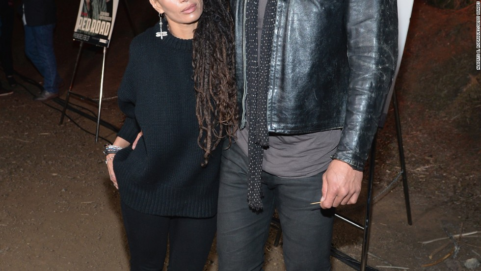 "The couple that works together stays together -- at least that's the case for ""Game of Thrones"" star Jason Momoa and Lisa Bonet, seen here at a screening of their Sundance TV series ""The Red Road."""