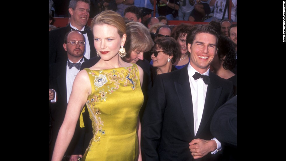 If Nicole Kidman wore this John Galliano for Dior gown on the red carpet today, especially at the Oscars, she'd probably get eaten alive. But in 1997, when she attended the ceremony with her then-husband, Oscar nominee Tom Cruise, Kidman's haute-couture gown was a game-changer.