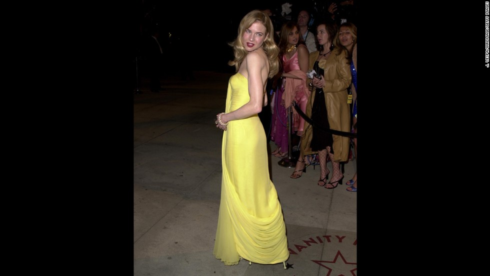 Renee Zellweger never needs to walk another red carpet again. The vintage '50s-era dress she wore to the Oscars in 2001 is hands-down one of the best Oscar dresses of all time. And it's little wonder why: Clearly, the butter-yellow piece was built to last.