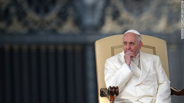 Obama and Francis to meet at the Vatican
