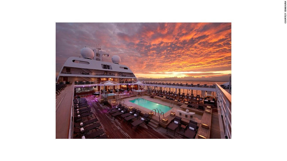 Seabourn Quest won for best overall ship, best public rooms and best value for money, the most of any ship in the small ship category.