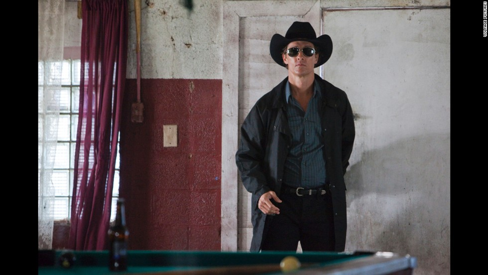"The actor went indie -- and dark -- as a lawman/hit man in the 2011 film ""Killer Joe."""