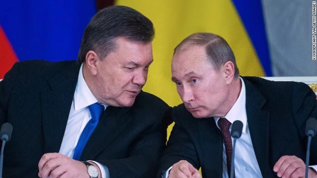 Putin call behind Yanukovych truce?