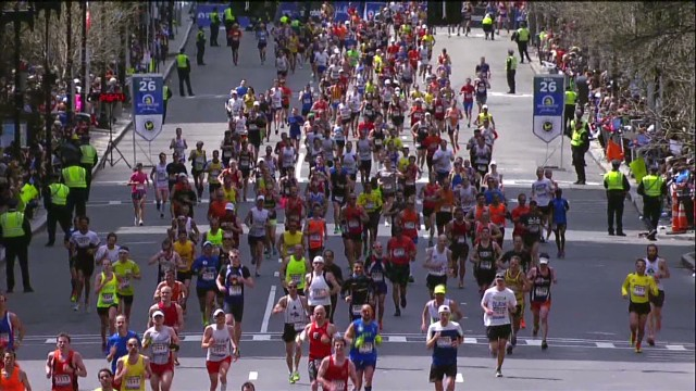 Boston Marathon tightens security