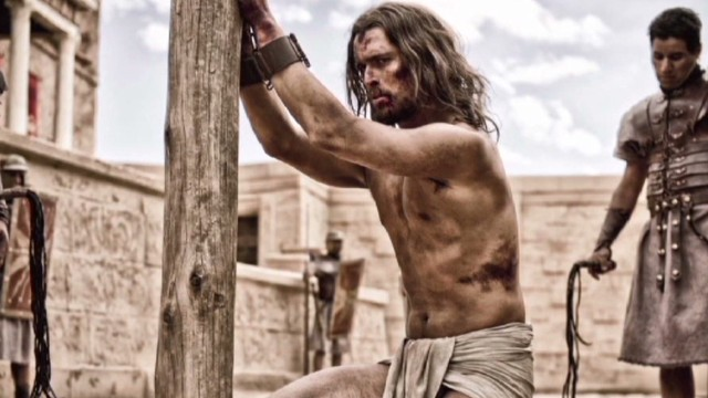 'Sexy' Jesus heats up new film