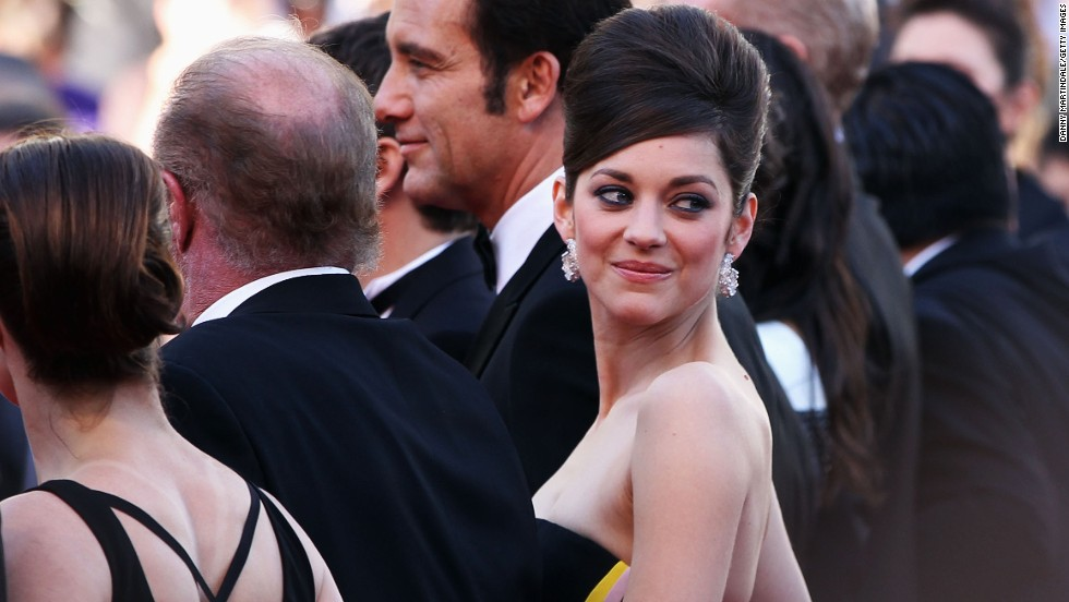 Insouciance, that accent, joie de vivre -- it's an irresistible package. Marion Cotillard has been seen as embodying a certain Frenchness in recent times.
