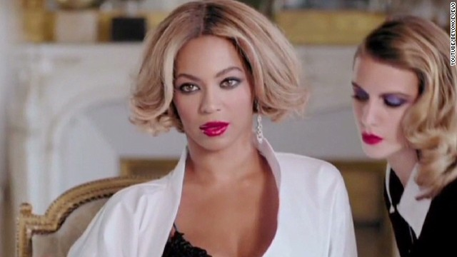 Beyonce's steamy video for 'Partition'