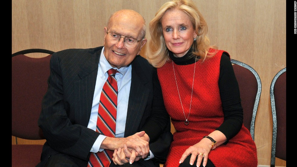 U.S. Rep. Debbie Dingell succeeded her husband, former U.S. Rep. John Dingell, D-Michigan, in the seat he held for 58 years until his retirement in 2015.