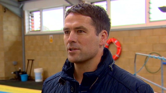 Michael Owen builds horse racing empire?