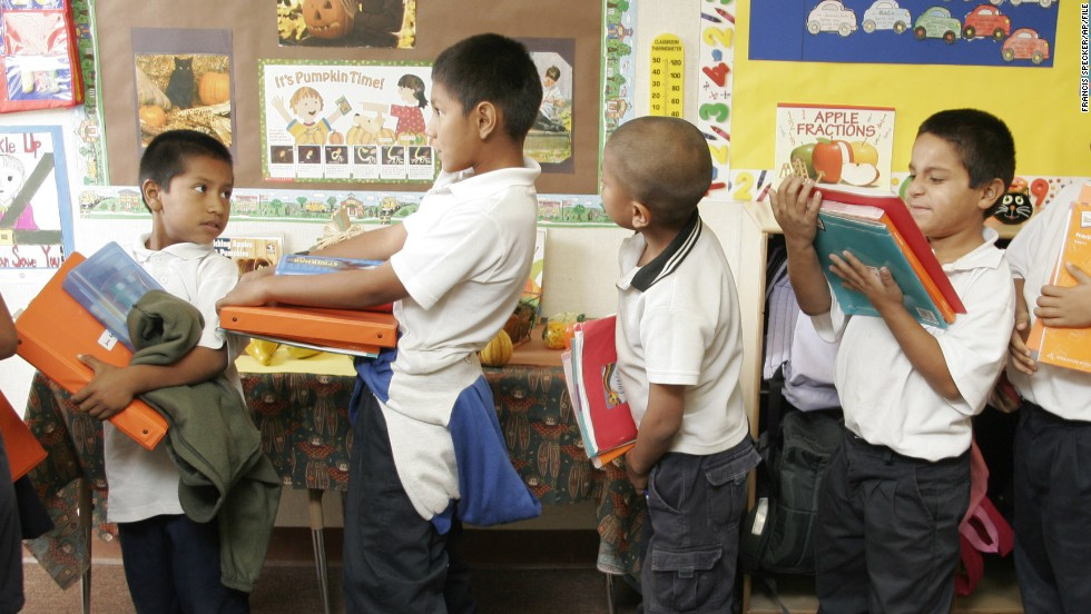 bilingual special education essay
