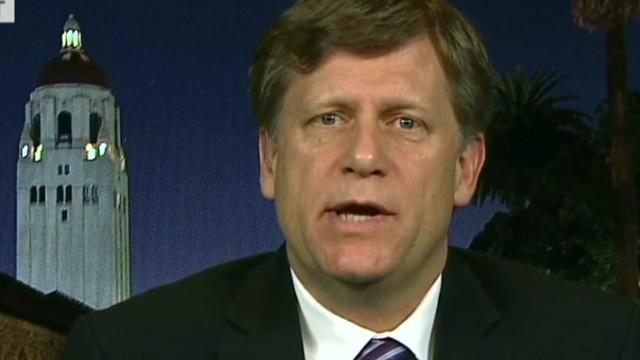Ambassador: Ukraine situation is 'dire'