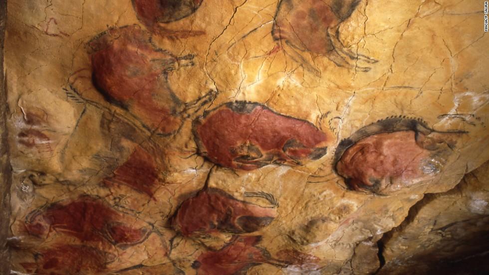 Teriam os povos antigos observado um universo diferente? - Página 2 140228101703-altamira-cave-1-horizontal-large-gallery
