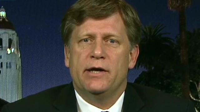 Ambassador: 'Dire' tensions in Ukraine