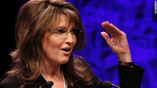 Inside Politics: Palin's Full Magazine