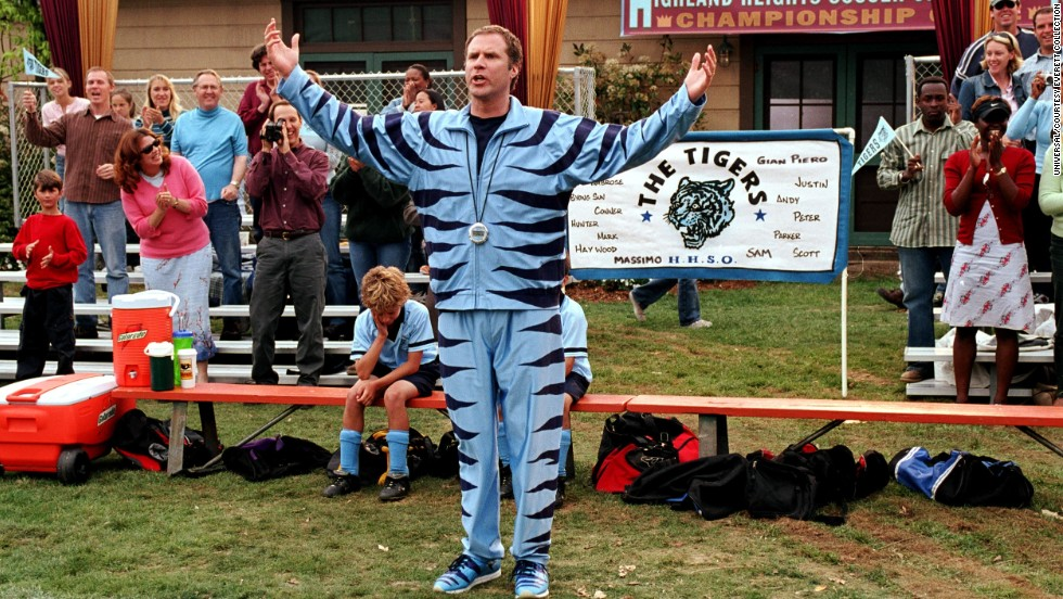"""Will Ferrell does plenty of """"Kicking & Screaming"""" in this 2005 movie."""
