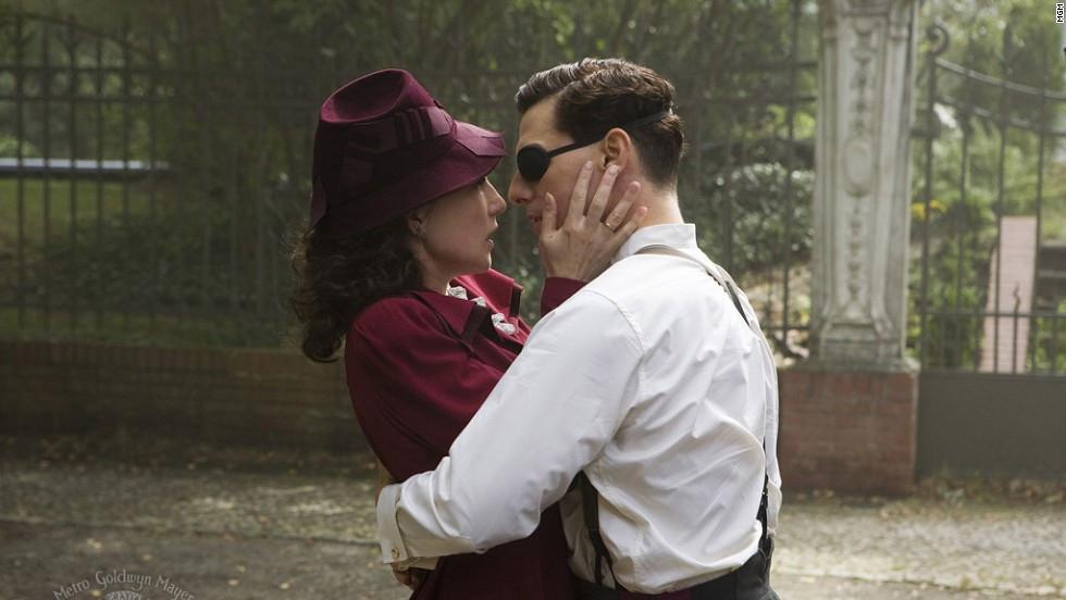 "2008's ""Valkyrie"" stars Carice van Houten and Tom Cruise."