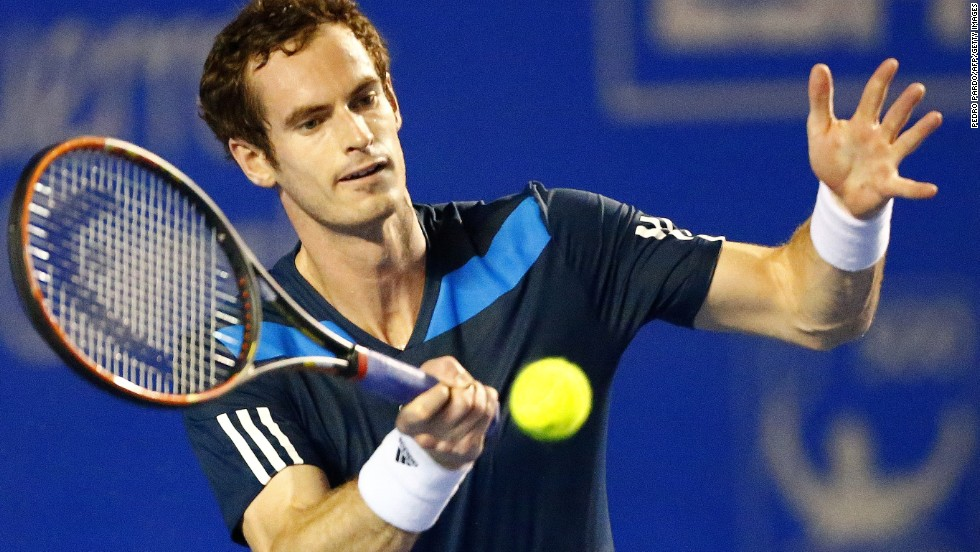 Andy Murray is another on the IPTL list. Murray boasts two grand slam titles and ended a nearly 80-year wait for a British men's singles champion at Wimbledon in 2013.