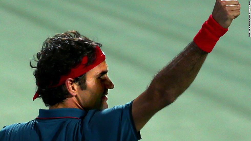 Roger Federer won't be there. Federer, the 17-time men's grand slam champion, is still the biggest name in tennis.