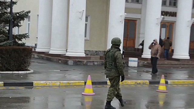 U.S. Military options in Ukraine